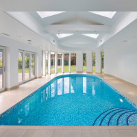 Organization of ventilation of the pool: the best methods of organizing air exchange