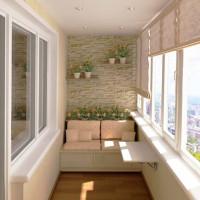 Izplūdes ventilācija uz balkona un lodžija: ventilācijas organizēšanas iespējas