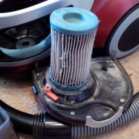 Antifoam for a vacuum cleaner: types of products and rules of use + the best manufacturing companies