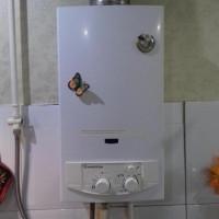Le principe de fonctionnement d'une colonne de gaz: caractéristiques de l'appareil et fonctionnement d'un chauffe-eau à gaz