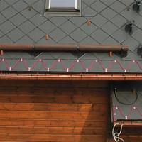 Latakų šildymas: stogo ir latakų šildymo sistemos montavimas pasidaryk pats