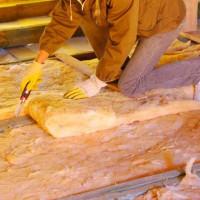Floor insulation in a wooden house: work procedure + popular heaters