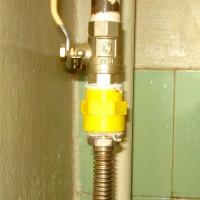 Insert diélectrique pour le gaz: variétés de raccords de gaz et conseils d'installation