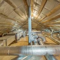 Privātmājas ventilācijas standarti: ierīces prasības un aprēķinu piemēri