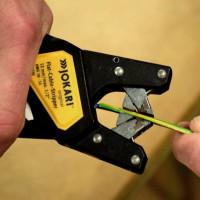 Dénudeur pour dénuder les fils: règles de sélection d'un outil pour dénuder les câbles et les fils