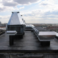 Ventilācijas sistēmu sakārtošanas shēmas daudzdzīvokļu ēkā