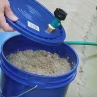 Comment faire un filtre à sable à faire soi-même pour une piscine: instructions étape par étape