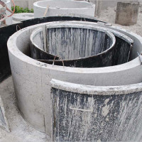 DIY rings for a well: step-by-step technology for manufacturing reinforced concrete rings