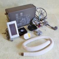 Ånggenerator för en duschkabin: typer, driftsprincip + rekommendationer för val och installation