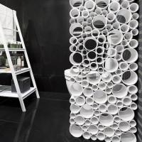 Tamis en tubes plastiques: types de cloisons + instructions de fabrication pas à pas