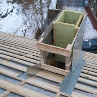 Comment faire un conduit de ventilation de toit: un guide de construction détaillé