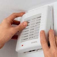 Comment choisir et installer un ventilateur dans la salle de bain + comment connecter un ventilateur à un interrupteur
