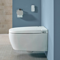 Electronic toilet: device, types + overview of the best models on the market