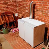Installation à faire soi-même d'une chaudière à gaz au sol: normes techniques et algorithme de travail