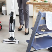 Overview of the Bosch Athlet vacuum cleaner: more powerful, more durable and more mobile