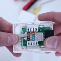 Comment connecter une prise téléphonique: schéma de connexion et règles d'installation