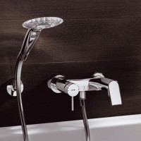 Installing the faucet in the bathroom: device and step-by-step installation manual