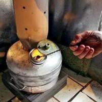 Comment faire un poêle à ventre avec des huiles usées de vos propres mains: un examen des meilleurs produits faits maison