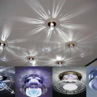 Lampes pour plafonds suspendus: types, comment choisir le meilleur + aperçu de la marque