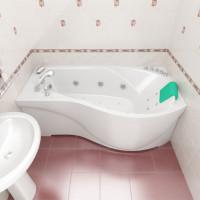 """""""Pasidaryk pats"""" akrilo vonios montavimas: išsamios montavimo instrukcijos"""
