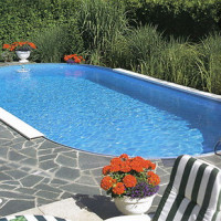 Materials for waterproofing pools: a comparative review