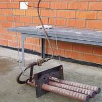 Homemade gas boiler for heating a private house and cottage: the manufacture of three proven designs