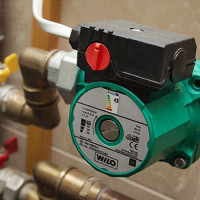 Selection of a circulation pump: device, types and rules for choosing a pump for heating