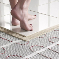 Which underfloor heating is better for tiles: the pros and cons of various solutions + an overview of the best manufacturers