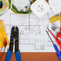 Wiring diagrams in a private house: rules and design errors + nuances of electrical wiring