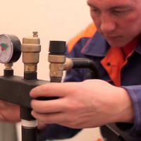 Safety group for heating: device, principle of operation, rules for selection and installation