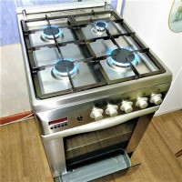 How does a gas stove work: the principle of operation and the design of a typical gas stove