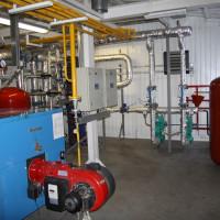 Chaufferie au gaz d'un immeuble: normes et règles d'aménagement