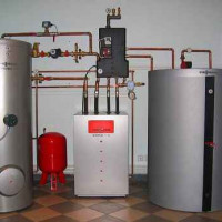 Requirements for installing a gas boiler in a private house: installation tips and rules for safe operation
