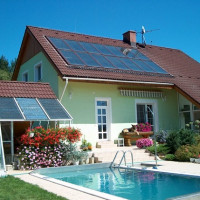 Solar energy as an alternative source of energy: types and characteristics of solar systems