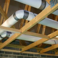 Ventilation from plastic sewer pipes in a private house: the possibility of construction and the best options