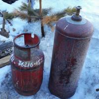 Pourquoi une bouteille de gaz est-elle recouverte de givre: causes du gel du gaz dans la bouteille et moyens de l'empêcher