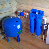 Expansion tank for water supply: selection, design, installation and connection