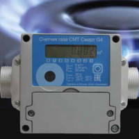 Smart gas meters: how smart flow meters are arranged and work + installation features of new meters