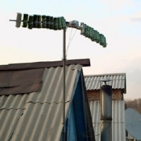 Do-it-yourself antenna for DIY: options and schemes for homemade products + manufacturing instructions
