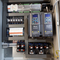 Pump control cabinet: types, connection diagrams, overview of popular models