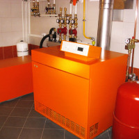 Gas boiler with an electric generator: device, principle of operation, an overview of the best brands