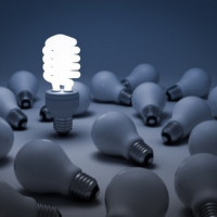 Compact fluorescent lamps: varieties + an overview of the best manufacturers
