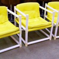 Comment fabriquer une chaise à partir de tuyaux en polypropylène de vos propres mains: instructions étape par étape pour la fabrication