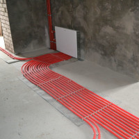Collector heating system: wiring diagrams for private houses and apartments