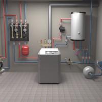 Ūdens sildīšana privātmājā: noteikumi, normas un organizācijas iespējas