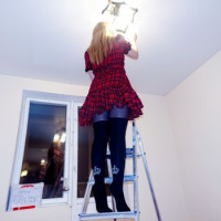 How to change a light bulb: analysis of the technical nuances of a non-trivial task