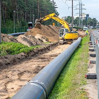 Requirements for laying a gas pipeline in settlements: depth and rules for laying an elevated and underground pipeline