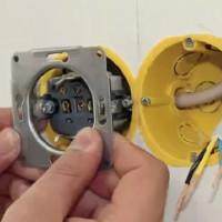 Comment installer un socket dans une cloison sèche: règles d'installation et conseils pour installer un socket