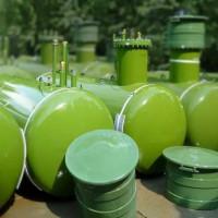 Variétés de réservoirs de gaz: bases de la classification + aperçu des marques populaires