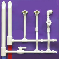 Installation of a water supply system from polypropylene pipes: typical wiring diagrams + installation features